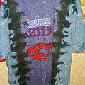 Rush 2112  tye dye shirt