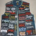 Gospel Of The Horns - Battle Jacket - My jacket : Heavy/Speed/Thrash/Death/Black metal ! (work in progress)