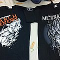 Meshuggah + Arch Enemy (Size S) - Official Merch