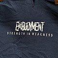 Embodyment Strength In Weakness Hoodie Hooded Top