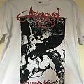 Arkangel- Damned Forever, White TShirt or Longsleeve