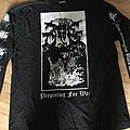 Darkthrone - preparing for war long sleeve