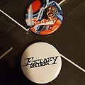Heavy Metal Army - Extasy Records Pin / Badge