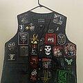 Bathory - Battle Jacket - Battle Leather Vest