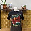 Thin Lizzy - TShirt or Longsleeve - Chapter '81 / Renegade UK tour shirt