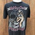 Mötley Crüe - TShirt or Longsleeve - Dr Feelgood tour shirt