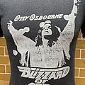 Ozzy Osbourne - TShirt or Longsleeve - Blizzard of Ozz tour shirt