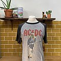 AC/DC - TShirt or Longsleeve - Fly On The Wall tour shirt
