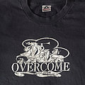 Overcome- Content Is The Man Shirt