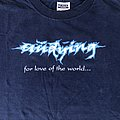 Undying- For The Love Of The World Shirt