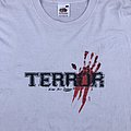 Terror- Keep Your Distance European Tour Shirt