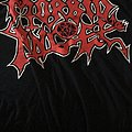 Morbid Angel decibel magazine tour shirt