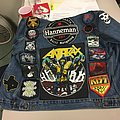 My first battlejacket updated