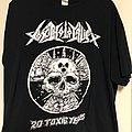 Toxic holocaust 20 toxic years shirt