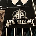 Metal allegiance patch