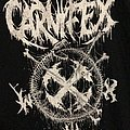 Carnifex world war x tour shirt