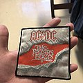 Vintage acdc patch