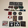 Patches up for grabs