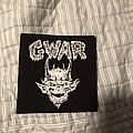 Gwar screenprint Patch