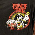 Power trip suffer no fool shirt