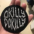 Okilly dokilly logo patch circle