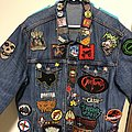 First battle jacket update