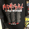 Midnight tour shirt