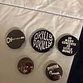 Current pins up for grabs