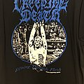Creeping death ripping through flesh xl shirt