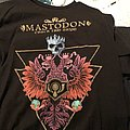 Mastodon crack the skye tour shirt