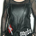 Mgła - TShirt or Longsleeve - Mgła hand painted women blouse