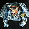 Metallica - Battle Jacket - Metallica denim jacket