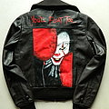 It Pennywise - Battle Jacket - It Pennywise - hand painted by my daughter