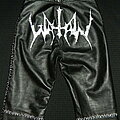 Watain - Battle Jacket - Watain hand painted leather pants (custom order)