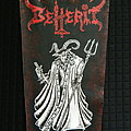 Beherit - Patch - Beherit DIY Hand-Painted On Leather/Back Patch