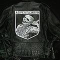 Advent Sorrow - Battle Jacket - Advent Sorrow  DSBM hand painted jacket - custom order