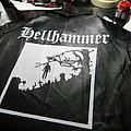 Hellhammer - Battle Jacket - Hellhammer...work in progress \m/