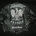 Marduk - Battle Jacket - Marduk Legion Poland -  custom order hand painted