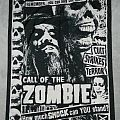 Rob Zombie - Other Collectable - Rob Zombie Call of the Zombie Living Dead Girl