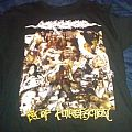 "TShirt or Longsleeve - carcass"" reek of putrefaction"" tshirt"