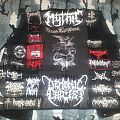 Mostly Black Metal Kutte (redone)