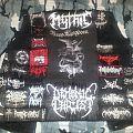 Mostly Black Metal Kutte (redone)