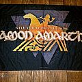 Other Collectable - Amon Amarth - With Oden On Our Side flag