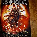 Other Collectable - Iced Earth - Festivals of the Wicked Textile Poster