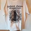 Darkened Nocturn Slaughtercult - TShirt or Longsleeve - Darkened Nocturn Slaughtercult 'Mardom' Ltd edition tshirt