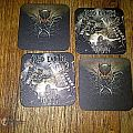 Other Collectable - Iced Earth - Dystopia beer mats