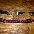 Other Collectable - Amon Amarth belt