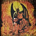 Cradle Of Filth - Other Collectable - Cradle of Filth - Get Thee Behind Me Satan FLAG