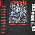 Desecrator (UK) - Subconscious Release TShirt or Longsleeve