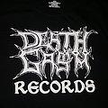 Deathgasm Records (White logo) TShirt or Longsleeve